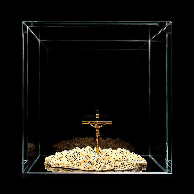 crucifix-dice-meimorettini-artwork-artists